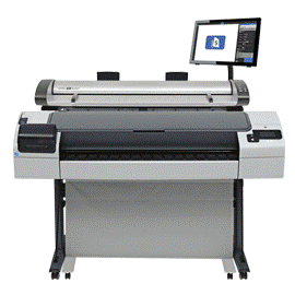 "IQ Quattro MFP REPRO (17"" touchscreen, High/low stand, Nextimage 5 REPRO software, upto 1200dpi) Image"