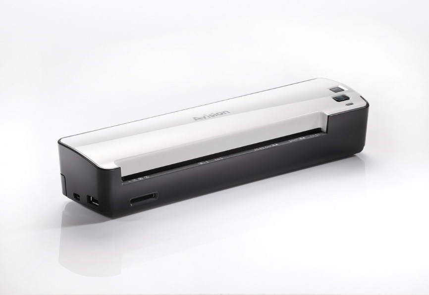 IS25 – An A4 Portable and Versatile Scanner Image